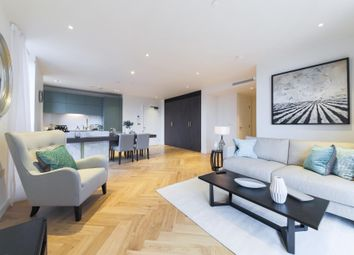 Thumbnail 2 bedroom flat to rent in Lessing Building, West Hampstead Square, West Hampstead, London