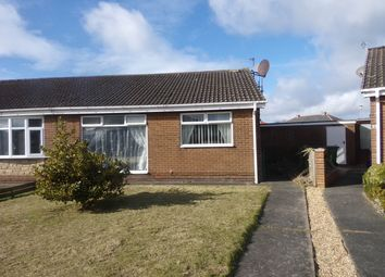 Thumbnail 2 bed bungalow for sale in Chester Grove, Seghill, Cramlington