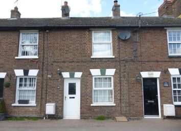 Thumbnail 2 bed terraced house for sale in Cheddington Lane, Long Marston, Tring