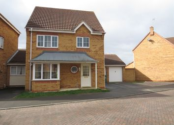 Thumbnail 3 bed link-detached house for sale in Goodheart Way, Thorpe Astley, Leicester