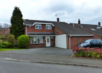 Thumbnail 4 bed detached house for sale in The Plain, Brailsford, Derbyshire