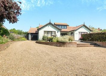 Thumbnail 4 bedroom bungalow for sale in Walberswick, Southwold, .