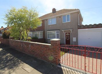3 bed semi-detached house for sale in Hotspur Road, Wallsend NE28
