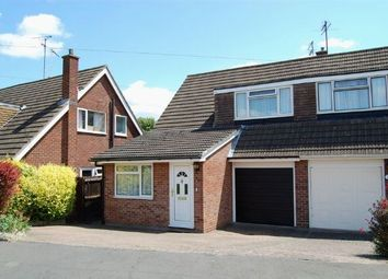 Thumbnail 3 bed semi-detached house for sale in Parracombe Way, Abington Vale, Northampton