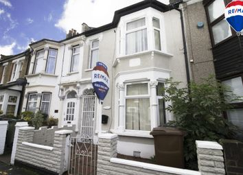 Thumbnail 3 bed terraced house for sale in Northbank Road, Walthamstow