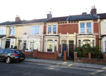 Thumbnail 3 bed terraced house to rent in Belgravia Road, Portsmouth, Hampshire