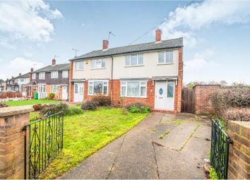 Thumbnail 2 bed semi-detached house for sale in Lynch Hill Lane, Slough
