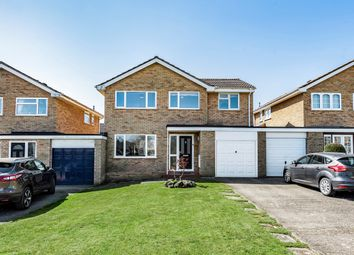 Thumbnail 4 bed link-detached house for sale in Tennyson Road, Flitwick