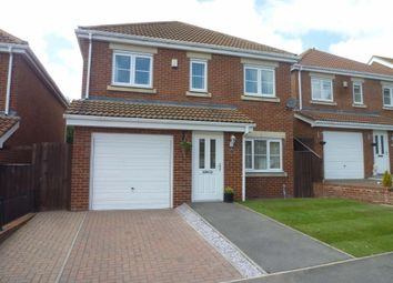 Thumbnail 4 bed detached house for sale in Beaumont Grange, Seghill, Cramlington