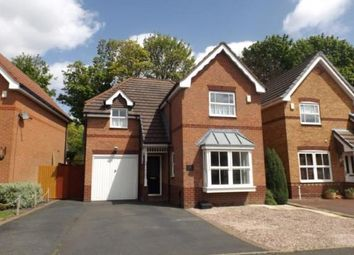 Thumbnail 3 bedroom detached house for sale in Kinloch Drive, Dudley, West Midlands