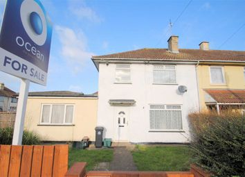 Thumbnail 3 bedroom end terrace house for sale in Greystoke Avenue, Southmead, Bristol