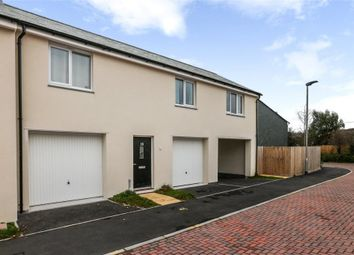 Thumbnail 2 bed flat for sale in Pengelly Close, Carnon Downs, Truro