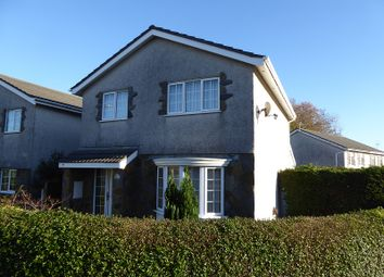 Thumbnail 3 bedroom detached house for sale in Hawthorn Way, Brackla, Bridgend.