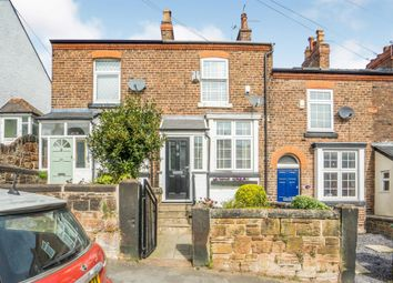 Thumbnail 2 bed terraced house for sale in Grange Mount, Heswall, Wirral