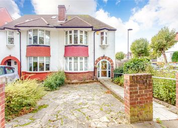 Thumbnail 3 bed semi-detached house for sale in Broomfield Lane, London