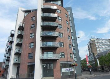 1 bed flat for sale in Princess Way, Swansea SA1