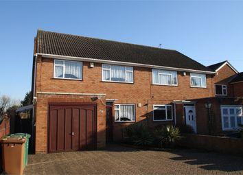 Thumbnail 4 bed semi-detached house for sale in Staines Road, Staines-Upon-Thames, Surrey