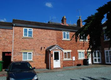 Thumbnail 1 bed flat to rent in Shropshire Street, Market Drayton