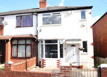 Thumbnail 3 bed terraced house for sale in Westlands Road, Hull