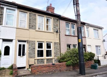 Thumbnail 2 bed terraced house for sale in Crown Road, Soundwell