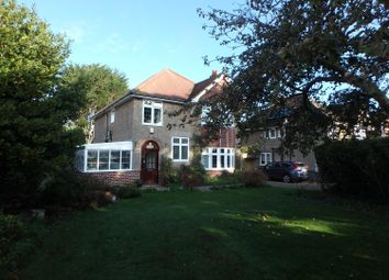 Thumbnail 4 bedroom detached house for sale in Buckland Lodge, Dilly Lane, Barton On Sea