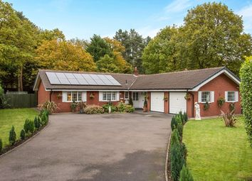 Thumbnail 3 bed bungalow for sale in Sylvan Close Twemlows Avenue, Higher Heath, Whitchurch