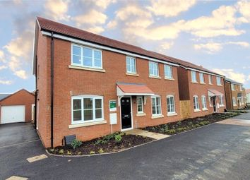 Thumbnail 5 bed detached house for sale in Rendell Gardens, Bishops Tachbrook, Leamington Spa