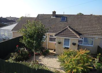 Thumbnail 4 bed semi-detached bungalow for sale in Burnt Barn Road, Bulwark, Chepstow