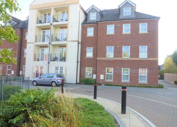 Thumbnail 1 bed flat for sale in Montvale Gardens, Leicester
