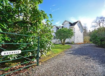 Thumbnail 5 bed detached house for sale in Fir Brae, Sandbank, Dunoon