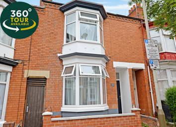 3 bed terraced house for sale in Barclay Street, Off Narborough Road, Leicester LE3