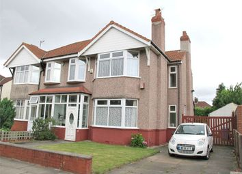 Thumbnail 3 bedroom semi-detached house for sale in Cleveley Road, Calderstones, Liverpool, Merseyside