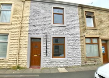 Thumbnail 1 bed terraced house to rent in Clayton St, Great Harwood