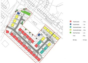Thumbnail Land for sale in Upper Wortley Road, Thorpe Hesley, Rotherham, South Yorkshire
