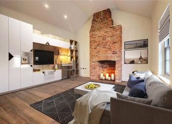 Thumbnail 2 bed maisonette for sale in Old Bakery Mews, 10 High Street, Hampton Wick, Kingston Upon Thames