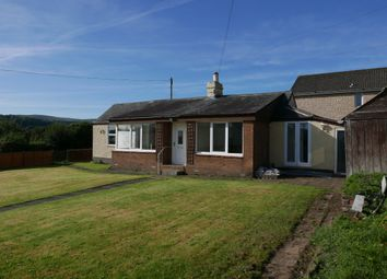 Thumbnail 2 bed detached bungalow to rent in Back Crofts, Rothbury, Morpeth