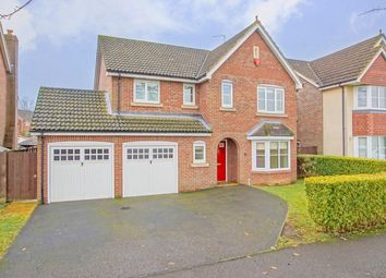 Thumbnail 4 bed detached house to rent in Great Braitch Lane, Hatfield