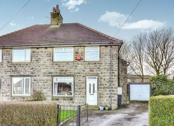 Thumbnail 3 bed semi-detached house to rent in Southfield, Heptonstall, Hebden Bridge