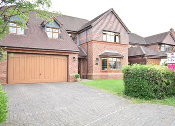 4 bed detached house for sale in Cawdell Drive, Long Whatton, Loughborough LE12