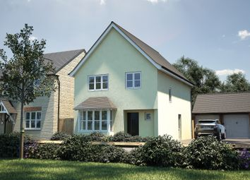 "Thumbnail 4 bed detached house for sale in ""The Bredpm"" at Barracks Road, Modbury, Ivybridge"