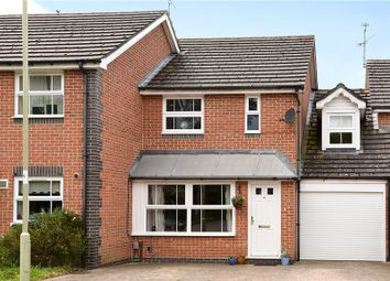 Thumbnail 3 bedroom link-detached house for sale in Lower Canes, Yateley, Hampshire