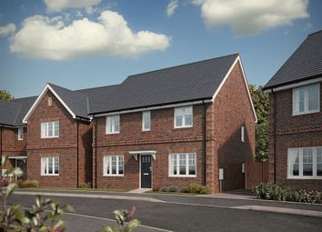 "Thumbnail 4 bed detached house for sale in ""The Chedworth"" at Forge Wood, Crawley"