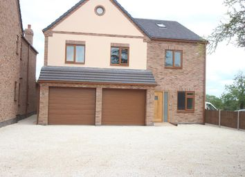 Thumbnail 5 bed detached house for sale in Lutterworth Road, Burbage, Hinckley