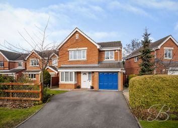 Thumbnail 4 bed detached house for sale in Crow Hill Lane, Mansfield Woodhouse, Mansfield