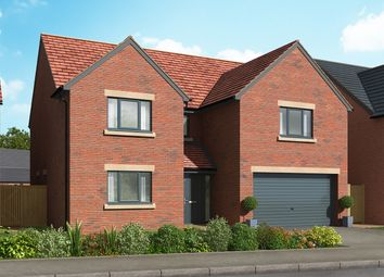 "Thumbnail 5 bed detached house for sale in ""The Studley"" at Cautley Drive, Killinghall, Harrogate"