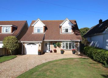 Thumbnail 3 bed detached bungalow for sale in Moorland Avenue, Barton On Sea, New Milton