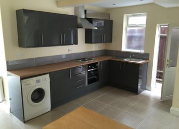 Thumbnail 5 bed semi-detached house to rent in Raeburn Road, Leicester
