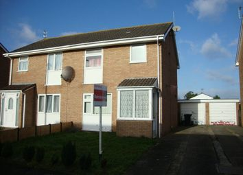 Thumbnail 3 bed semi-detached house for sale in Osprey Gardens, Weston-Super-Mare