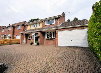 Thumbnail 4 bed detached house for sale in Overdown Road, Tilehurst, Reading