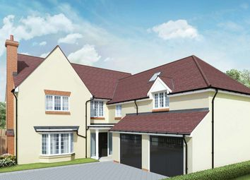 "Thumbnail 5 bedroom detached house for sale in ""The Balmoral"" at Gold Hill East, Chalfont St. Peter, Gerrards Cross"